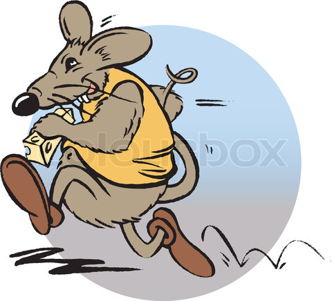 how to catch a mouse without hurting it
